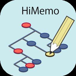 HiMemo - 簡単便利な階層型情報メモアプリ